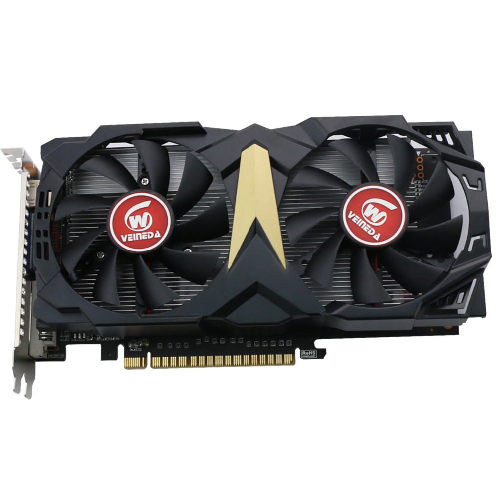 VEINEDA Original GT740 GPU Video Card 2G GDDR5 128Bit Graphics VGA Game Card 993/5000MHz for nVIDIA Geforce Games original gtx980m gtx 980m graphics gpu card n16e gx a1 8gb gddr5 for alienware clevo gtx980 video card gpu replacement