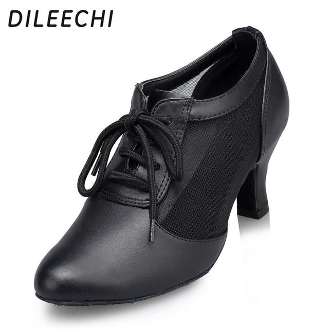 Noir Chaussures Dileechi Enseignantes Enseignantes Dileechi V wRH1x0zq