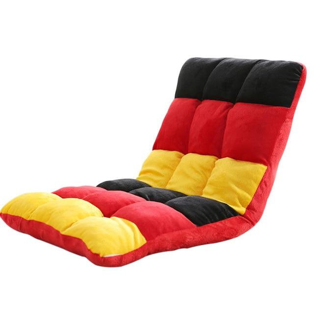 piso plegable silla sof cama moderno equipo esquina sofs muebles silla perezosa para lving habitacin ventana