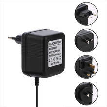 AC 전원 어댑터 변압기 충전기 18V 500mAh Wifi 무선 비디오 초인종 카메라 110V 240V 미국 영국 EU AU 플러그