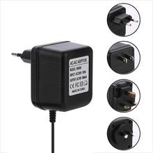AC Power Adapterหม้อแปลงไฟฟ้า18V 500MAhสำหรับWifi Wireless Video Doorbellกล้อง110V 240V US UK EU AU Plug