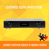 GUSTARD DAC X20U аудио усилитель аудио ЦАП es9018 usb декодирования класс усилителя баланс усилитель для наушников