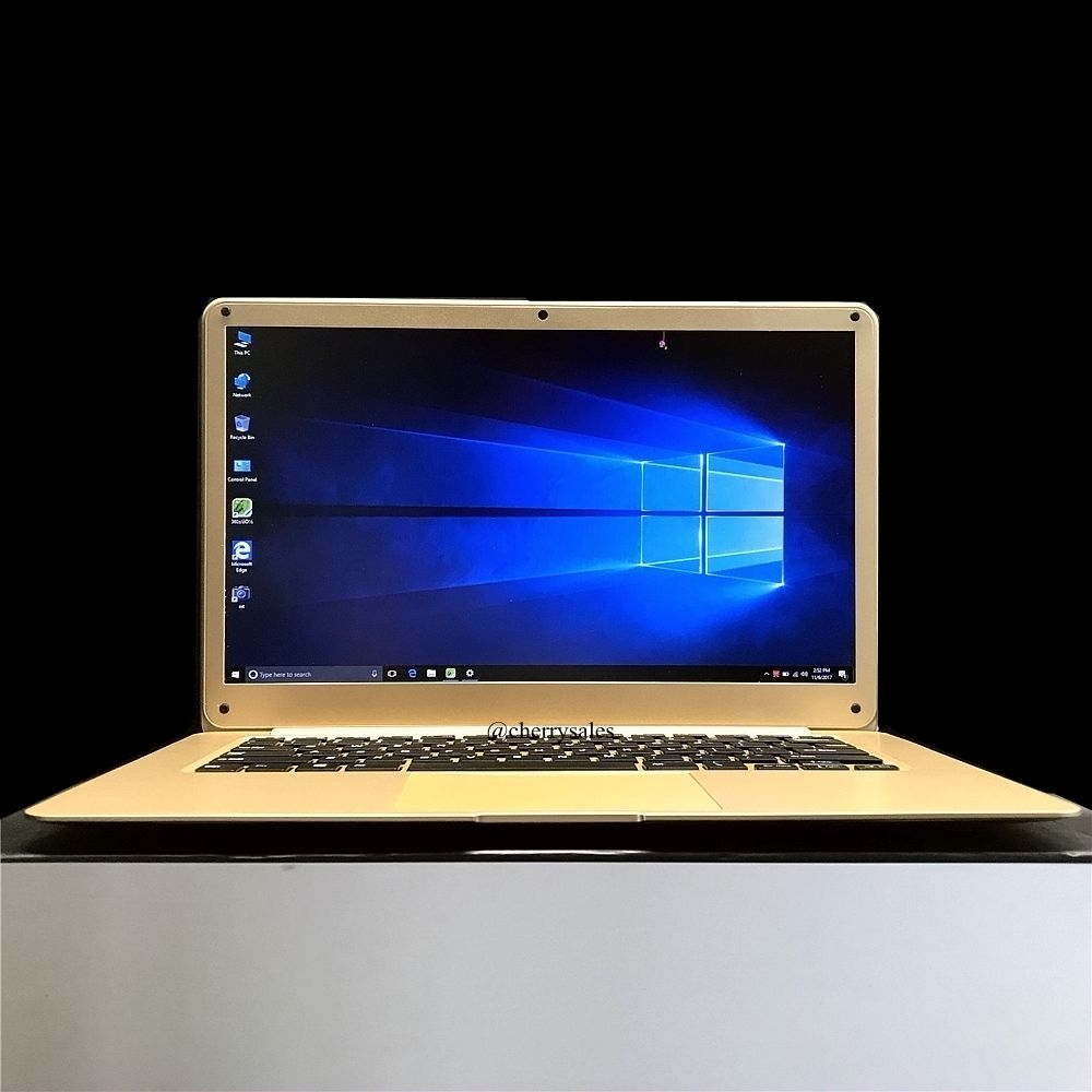 14.1 Inch Ultrabook Computer Intel Atom X5-Z8350 4GB RAM 64GB ROM Windows 10 Laptop with Bluetooth WIFI HDMI 8000mAh battery