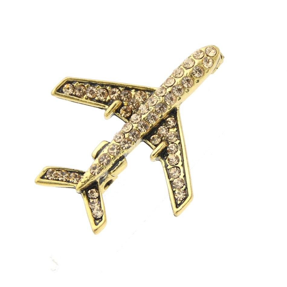 Μόδα γυναικών αεροπλάνο καρφίτσα - Κοσμήματα μόδας - Φωτογραφία 4