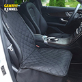CAWAYI KENNEL Pet Carriers Dog Car Seat Cover Carrying for cats dogs with safety belt transportin perro autostoel hond U0958