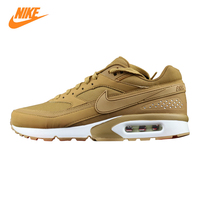 Nike Air Max BW Wheat Men's Running Shoes ,Brown,Lightweight Shock Absorption Breathable Wear resistant 881981 200