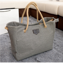 Canvas Sac A Main Femme Tote Handbags Women Female Ladies Hand Bags Designer Famous Brand Pochette High Quality Kabelky Bao Bao