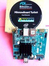 2220 Minnowboard Turbot Dual  Using Intel E3826 ATOM development board