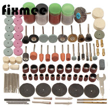 купить new type 1 Set of 147pcpcs Mini Drill Multi Rotary Tool Accessories Set Grinding Polishing Kits for Dremel по цене 254.66 рублей