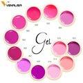 Venalisa 180 color 5 ml de diseño de uñas de arte uv led gel laca Baño de color led uv pintura de esmalte de uñas polaco gel laca barniz gel