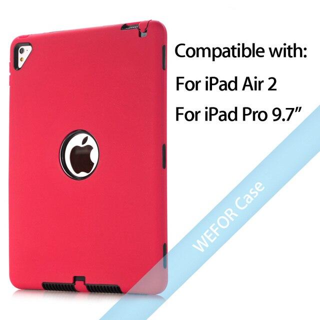 Red and Black Ipad pro cover 5c649ed9e3623