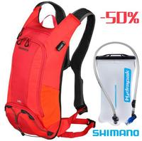 Shimano Unzen 6/10 Liter Cycling Hydration Pack bicycle Mochila Camel Water Bladder Bag Assault Backpack Camping Hiking Pouch