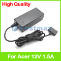 12V 1.5A Tablet pc Charger 27.K2102.001 27.L0MN5.005 ADP-18TB A for Acer Iconia Tab W511 W511P W510 W510P tablet pc