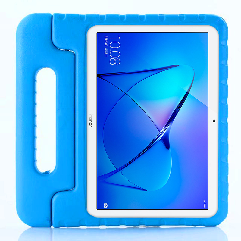 For Huawei MediaPad T3 10 9.6 AGS-L03 AGS-W09 AGS-L09 9.6 Cover Case Children tablet hand-held Shock Proof EVA Silicon Cover for huawei mediapad t3 7 0 wifi case soft silicone case cover for huawei mediapad t3 7 0 bg2 w09 7 inch tablet pc gifts
