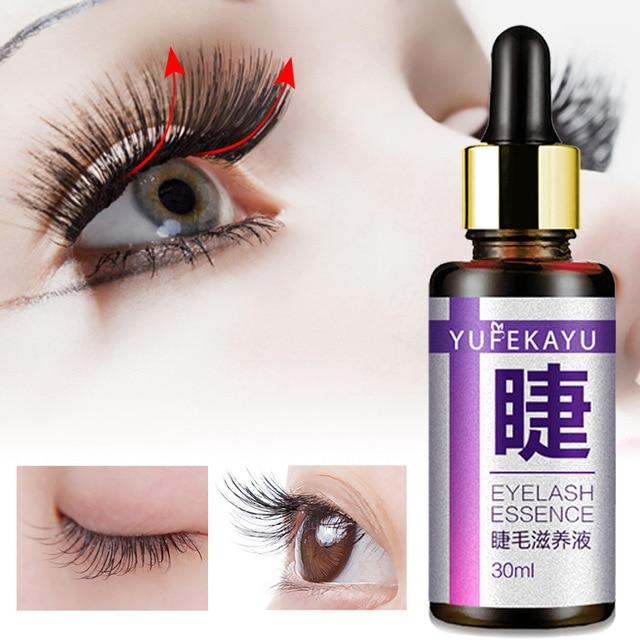 2dcb66c4a11 Herbal Eyelash Growth Treatments Liquid Serum Enhancer Eye Lash Longer  Thicker Better Than Eyelash Extension Powerful Makeup