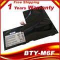 11.4V 4640mAh Laptop Battery BTY-M6F For MSI 16H2 GS60 GS60 2PC-010CN PX60 MS-16H2 2PL 6QE 2QE 2PE 2QC 2QD 6QC