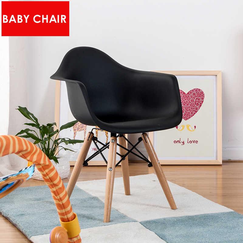 бесплатная доставка детский стул детский деревянный