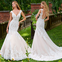 Mermaid Wedding Dresses Bride Dress Court Train