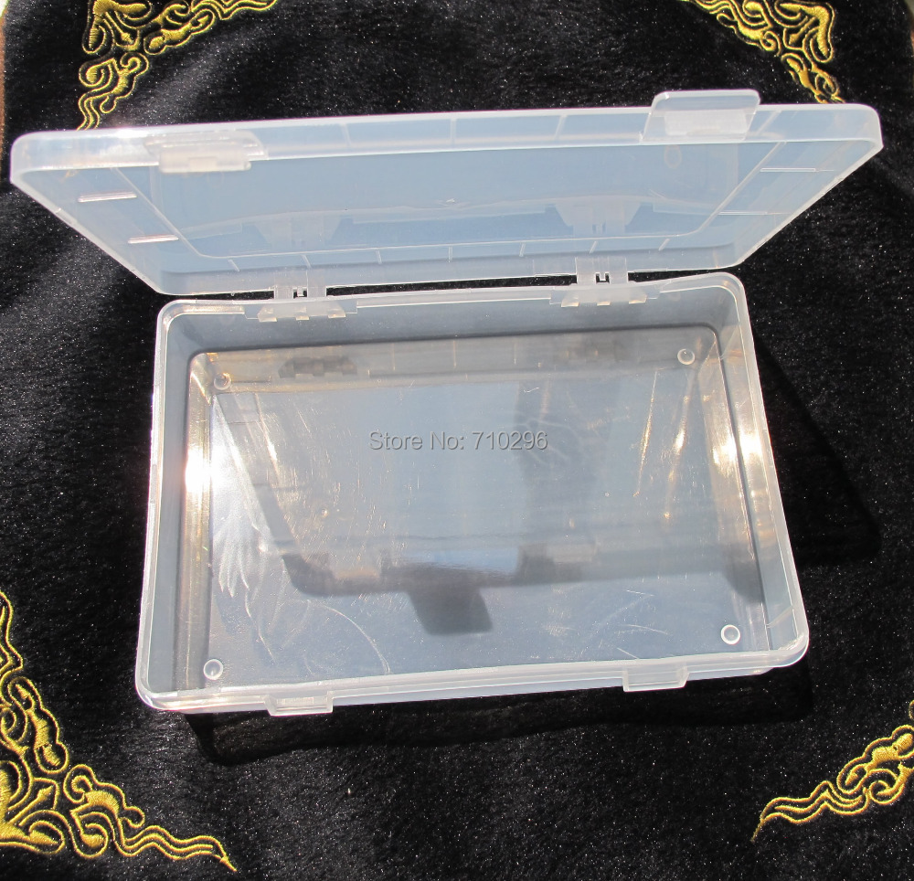 Low Price Promotion,1pcs Jewelry Tool Box 20x13x3CM Jewelry box high quality low price!the last chance!!