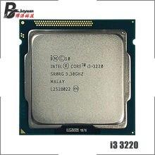 インテル Core i3-3220 i3 3220 3.3 Ghz デュアルコア Cpu プロセッサ 3 メートル 55 ワット LGA 1155