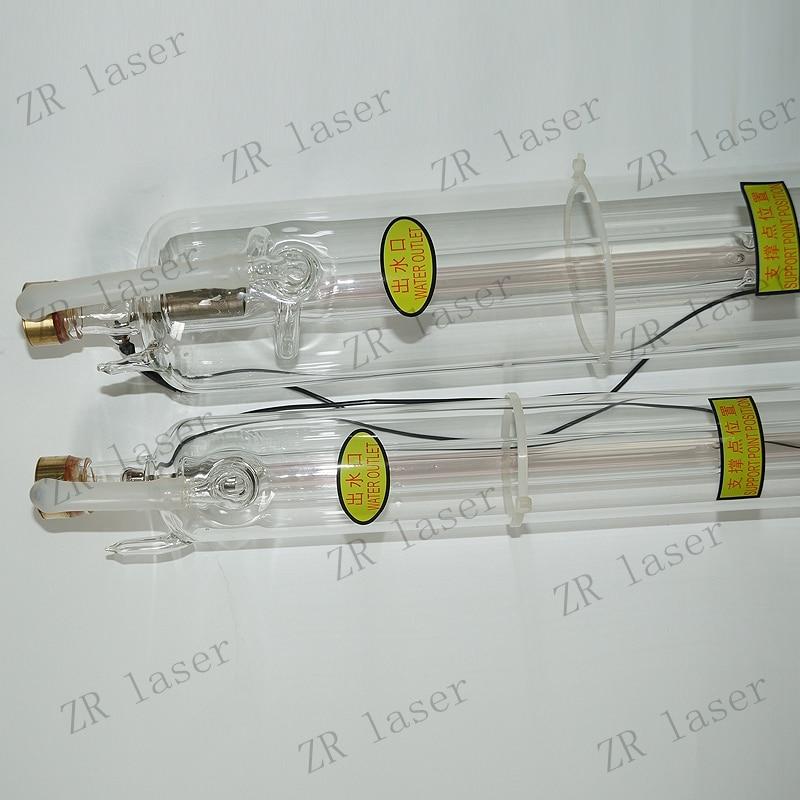 80W CO2 Laser Tube Price 80 Watt Laser Tube For Diy CO2 Laser Cutter Kit ZuRong