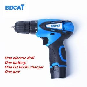 bdcat 12V Cordless Drill Recha