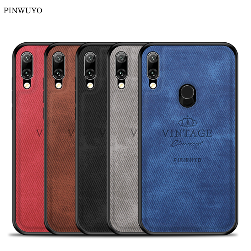 For <font><b>Huawei</b></font> <font><b>Y7</b></font> Prime <font><b>2019</b></font> <font><b>Case</b></font> <font><b>Cover</b></font> Vintage <font><b>Case</b></font> pu Leather PC Hard <font><b>Cover</b></font> Fitted <font><b>Cases</b></font> For <font><b>Huawei</b></font> <font><b>Y7</b></font> Prime <font><b>2019</b></font> Protection <font><b>Case</b></font> image