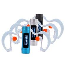 V1NF Pantalla LED A Prueba de Agua de Alta Calidad Se Divierte al Jugador MP3 con Radio FM Natación 25 Idiomas del Bonito Regalo Del Envío Gratis