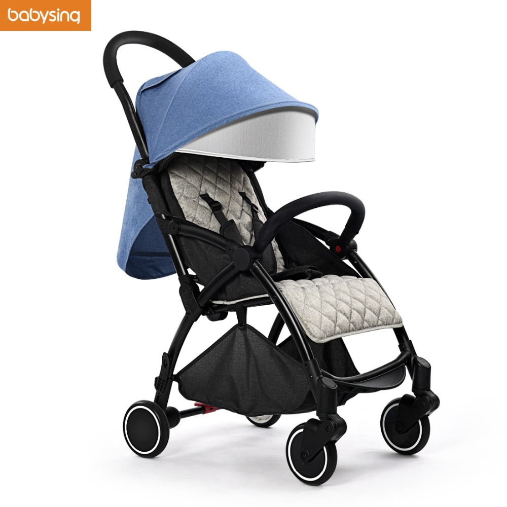 Canguro Paraguas Cochecito ligero y portátil Cochecito de bebé para - Actividad y equipamiento para niños - foto 3