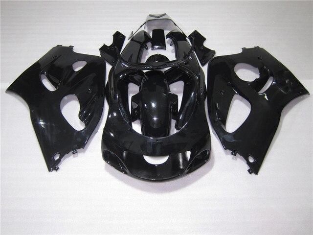 Body Parts Fairing Kit For SUZUKI SRAD GSXR600 750 96 97 98 99 00 Glossy Black