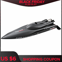 FeiLun FT011 Fei Lun FT011 RC Boat 2.4G High Speed Brushless Motor Built In Water Cooling System RC Racing Speedboat RC Toys