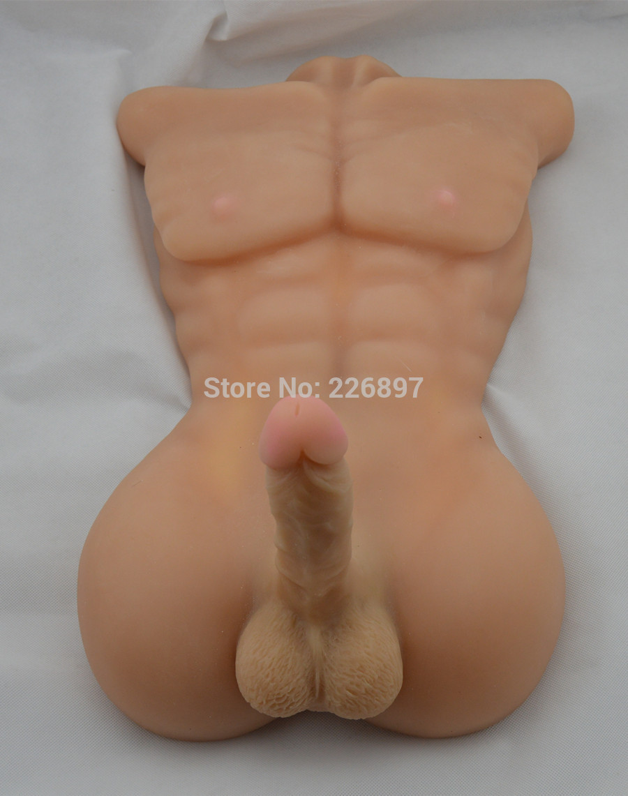 female sex with male silicone dummies