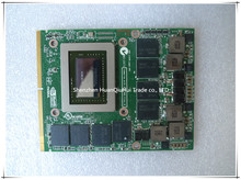 3000M 3000M VGA Video Graphics Card 2GB N12E-Q1-A1 For DELL M6600 M6700 For HP 8760W 8770W 8740W CN-07CD45