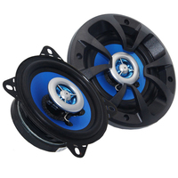High End CarCar Audio Speakers 4 inch Car Speaker Supporting Car CD DVD Coaxial Speakers CarProfessional Modified Speaker