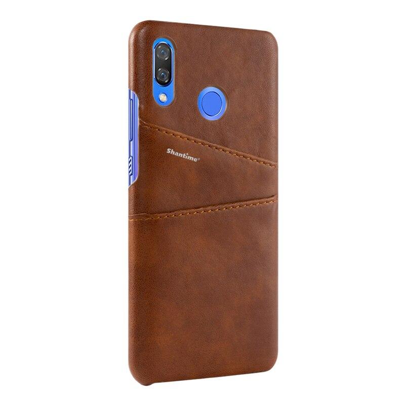 Pu Leather Wallet Case For Huawei Nova 3 Phone Bag Case For Huawei Nova 3i Business Card Slots Case For Huawei Honor 8C Cover in Wallet Cases from Cellphones Telecommunications
