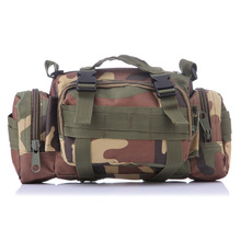 Multifunction Camouflage Handbag Military Sports Tactical Shoulder Bag Casual Men Tote Outdoor Riding Crossbosy Bags