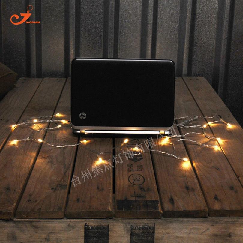 Download Weihnachtsbeleuchtung Im Schlafzimmer | Alpesvacances, Wohnzimmer  Design