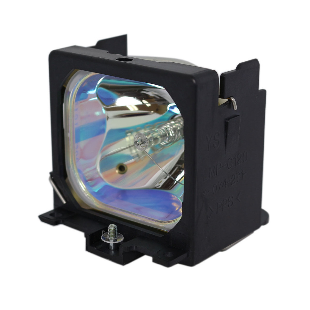 Projector Lamp Bulb LMP-C120 LMPC120 for SONY VPL-CS1 / VPL-CS2 / VPL-CX1 with housing projector lamp bulb lmp f272 lmpf272 for sony vpl fx35 vpl fh30 with housing