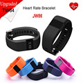 TW64S Smart Bracelet Sport Fitnees Tracker Sleep Monitor Heart Rate Monitor Smart Wristband For Android IOS Phone