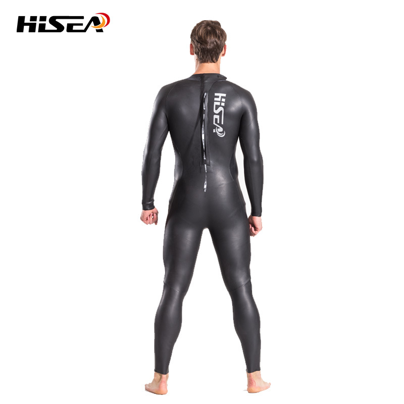3mm Wetsuit 2 Styles for font b Women b font and Men Smooth Skin Back Zip