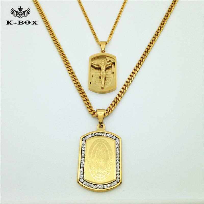 Zodiac Signs Sign Scorpio Scorpion Military Dog Tag Chain: 웃 유Hip Hop Jewellery ᐂ Sets Sets Iced Out Goddess Mary Dog
