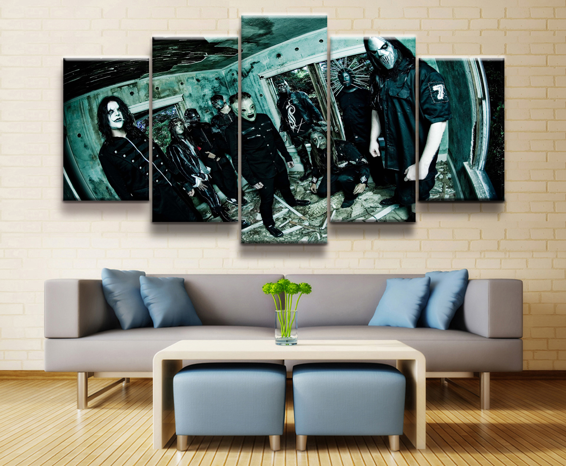 4 Panel My hero Academy Anime poster Canvas Printed Painting For Living Room Wall Art Decor Picture Artworks Poster