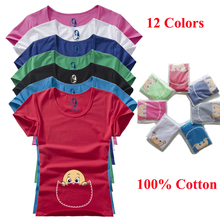 2016 New Design Funny and Cute baby peeking out short sleeve Casual Maternity Shirt clothes for