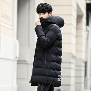 a6574448618 2018 winter long coat jacket men suit