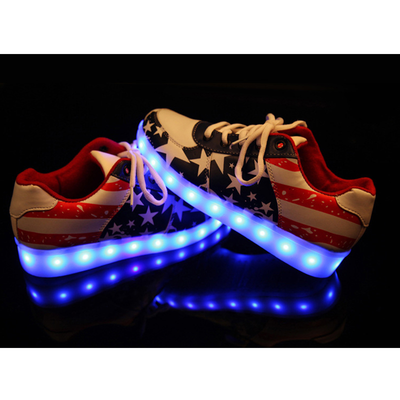 aliexpresscom buy chaussure led femme basket led shoes woman led shoes for adults light up shoes chaussure lumineuse colorful zapatos mujer snc047 from - Basket Femme Color