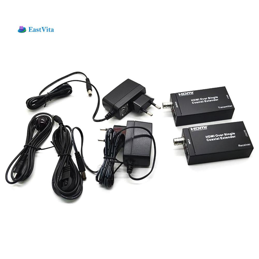 Здесь продается  EastVita 100M HDMI Coaxial Extender RG-6,RG-59,1080P Transmitter Support HDMI 1.3, HDCP1.1 Bi-directional infrared system r30  Бытовая электроника