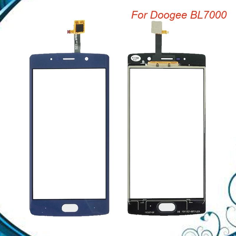5.5 pouces Doogee BL7000 BL 7000 Tactile Écran Tactile digitizer panneau verre Top Qualité livraison gratuite en stock