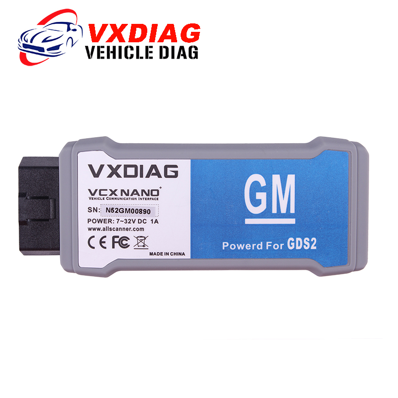 VXDIAG VCX NANO Original  for GM OPEL Auto Diagnostic Tool Car Code Scanner OBD2 Fault Reader Scan Tool Promotion  цены