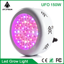 1pcs High Power UFO Full Spectrum Led Grow Light 150W lamp for plant Flowering hydroponic systems lighting aquarium led lighting
