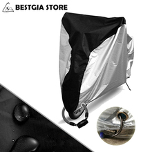 Universal Bicycle Protective Gear Anti-UV Waterproof Protector Bike Cover for Motorbike Scooter Sunscreen Bicycle Dust Covers